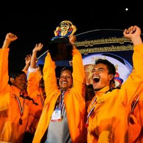Cambodiasoccer-ChampionPolice