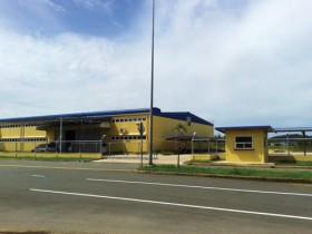 レンタル工場IS-TEC社入居改装部分