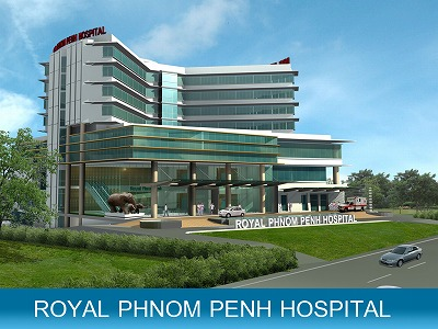 Royal Phnom Penh Hospital