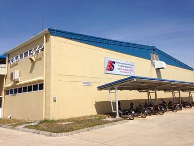 IS-TEC工場