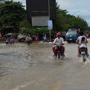 雨期が本格化、複数の州で引き続き洪水が発生