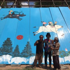 カンボジアの子供たちに絵本を。―Kisso 絵本プロジェクト―