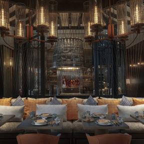 ローズウッドホテルが手掛ける高級中華料理レストラン