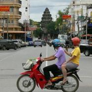 カンボジア以外のクメール遺跡