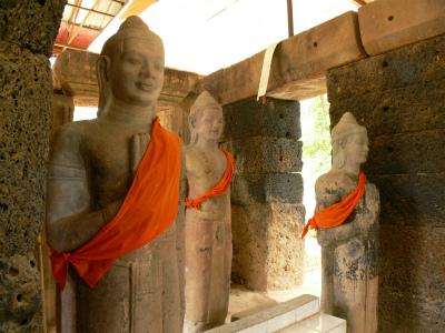 プレアヴィヒア・チャン寺院