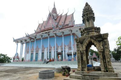 ワットプラサットプノン寺院